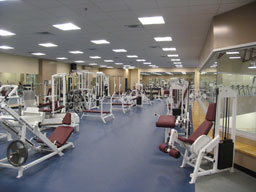 Strength Training Room